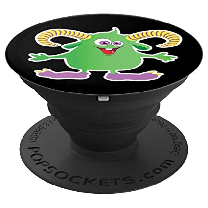 Amazon.com: Tripping Tommy the Clumsy Monster - PopSockets ...