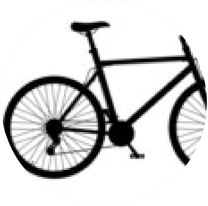 alfombrilla de ratón bicicleta de carretera con el cambio de ...