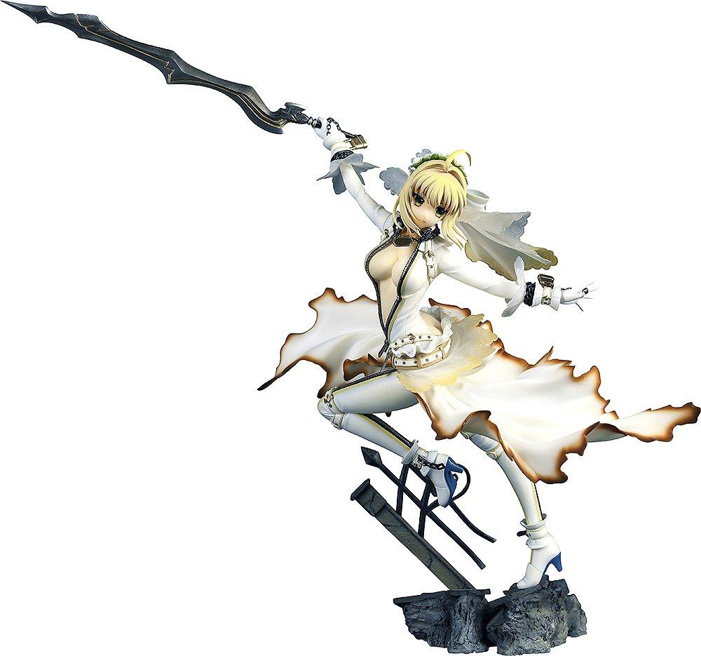 Fate/EXTRA CCC CCC CCC Saber Bride 1/7 Scale PVC Figur 747832