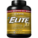 Dymatize Elite XT Extended Release Protein, Banana, 4 lbs