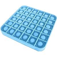 Eariy Push pop pop bubbla sensorisk fidget leksak autism specialbehov stressavlastare, Pressa ut sensorisk leksak…