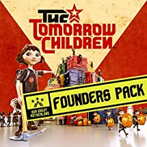 The Tomorrow Children Founders Pack - PS4 [Digital Code]