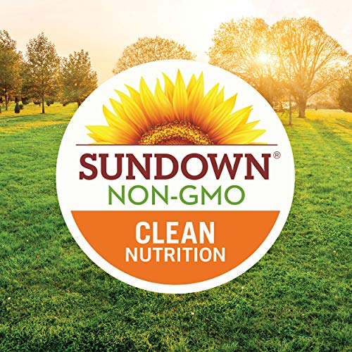 Sundown Vitamin E 400 IU Softgels