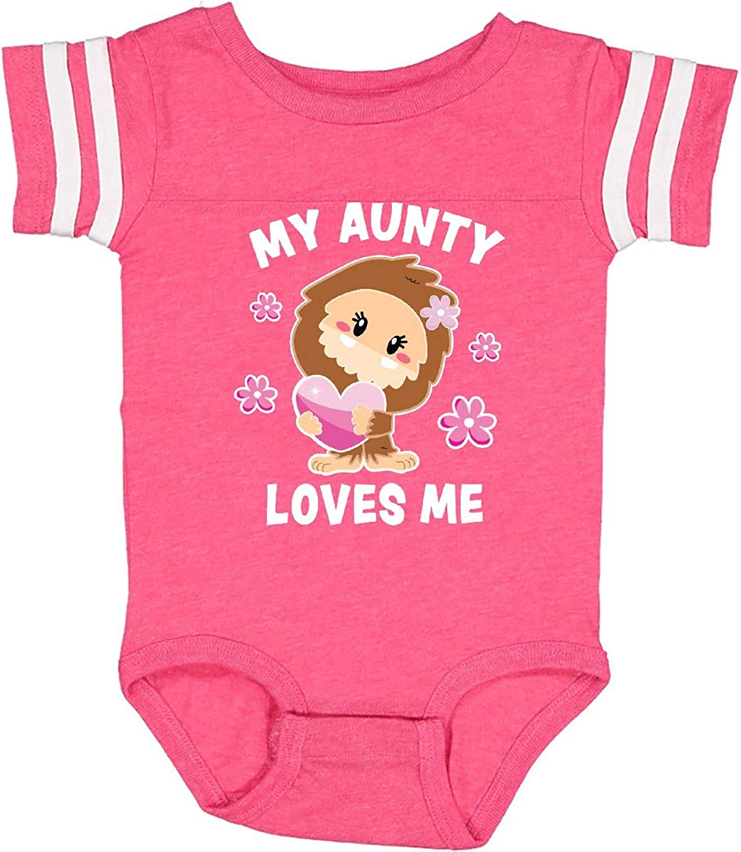 inktastic Aunties Little Sweetie Infant Creeper