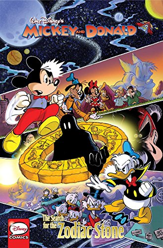 Mickey and Donald: The Search for the Zodiac Stone (Mickey - Pendants Disney Donald