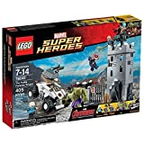 LEGO Marvel Super Heroes Avengers The Hydra Fortress Smash Set #76041