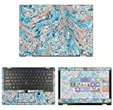 decalrus - Protective Decal Watercolor Skin Sticker for Lenovo ThinkPad Yoga L380 (13.3'' Screen) case cover wrap LEthnkpadYoga_L380-243