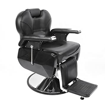 Peachy Panana Classic Hydraulic Reclinable Barber Chair Black Gmtry Best Dining Table And Chair Ideas Images Gmtryco