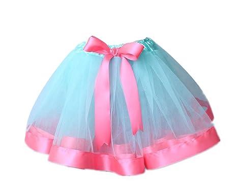 SK Studio Kid Girl Princess Tutu Skirt Tulle Party Ballet Dance Dress