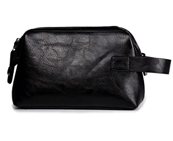 BAO Bolso de embrague de la cartera del negocio de los hombres pequeños del bolso de embrague: Amazon.es: Deportes y aire libre