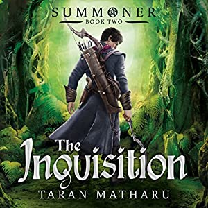 The Inquisition Audiobook