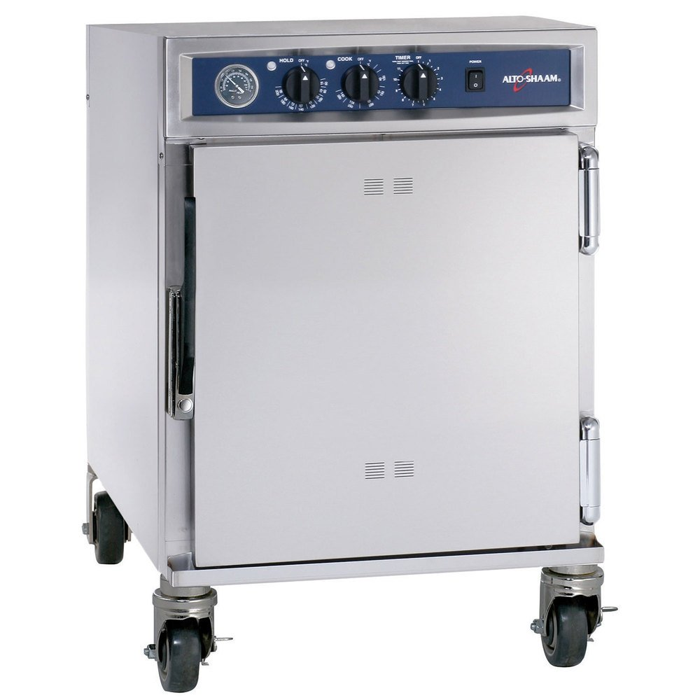 Alto-Shaam 750 TH II Cook and Hold Oven - Mobile Holds 10 Food Pans