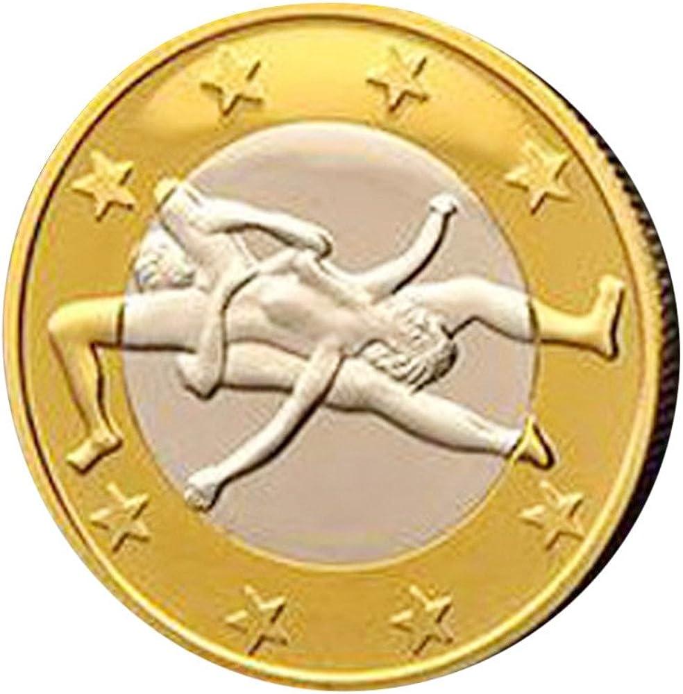 Btruely Adultos Juego Sexual Juguete Flipping Challenge Coins ...