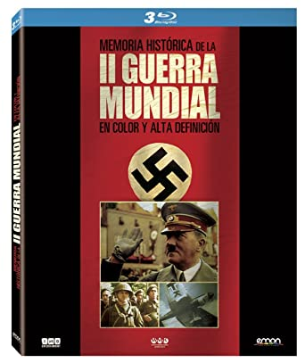 Memoria Histórica De La II Guerra Mundial (En Color Y Alta Definición) [Blu