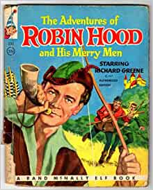 The Merry Adventures of Robin Hood Background