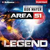 Legend: Area 51   Bob Mayer