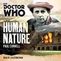 Doctor Who: Human Nature: A 7th Doctor novel Radio/TV Program by Paul Cornell Narrated by Lisa Bowerman