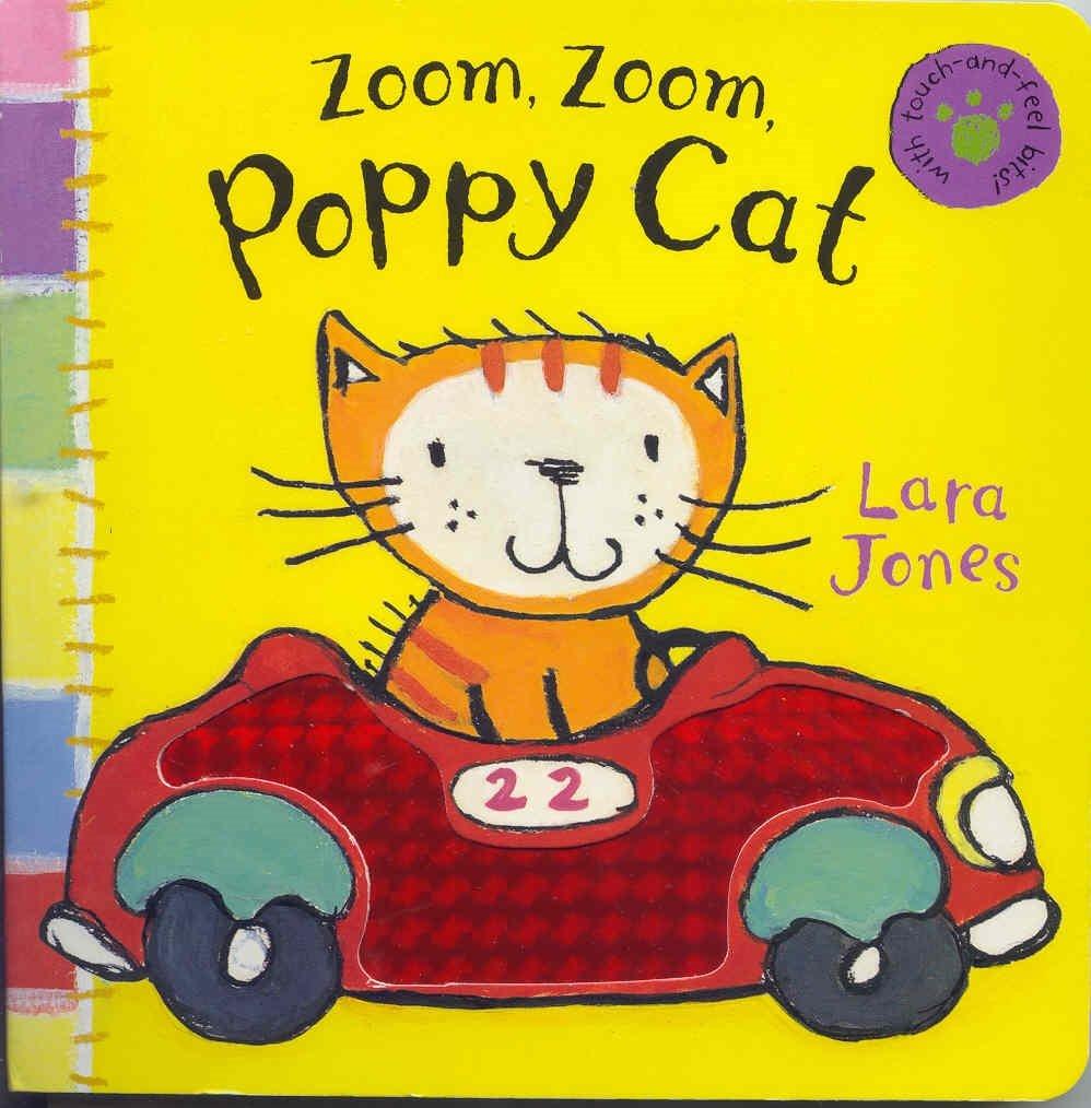 Poppy Cat Lara Jones Book CITV Toy Poppy Cat And Friends Figures New Pack of 5