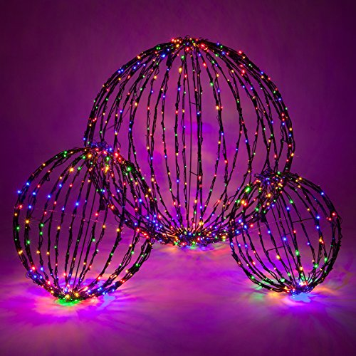 wintergreen lighting led light ballindooroutdoor christmas light
