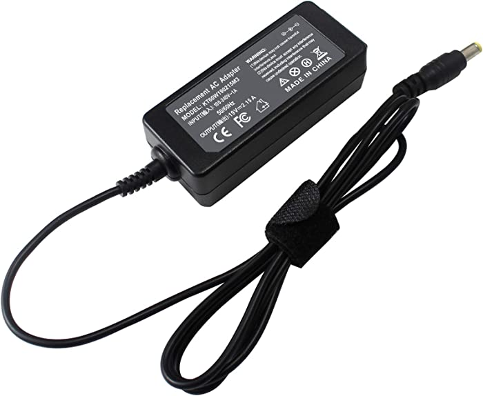 LNOCCIY 19V 2.15A Laptop AC Adapter Charger Power Supply for Acer Aspire One 722 725 756 522 533 532h A110 A150 D150 D250 D255 D257 D260 D270 AOD257 KAV60 NAV50 V5 V5-121 V5-122p V5-123 V5-131 V5-561