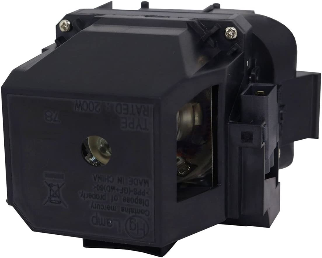 Original Osram Projector Lamp Replacement with Housing for Epson ELPLP78
