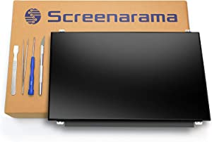 SCREENARAMA New Screen Replacement for HP Pavilion 17-AR050WM, FHD 1920x1080, IPS, Matte, LCD LED Display with Tools