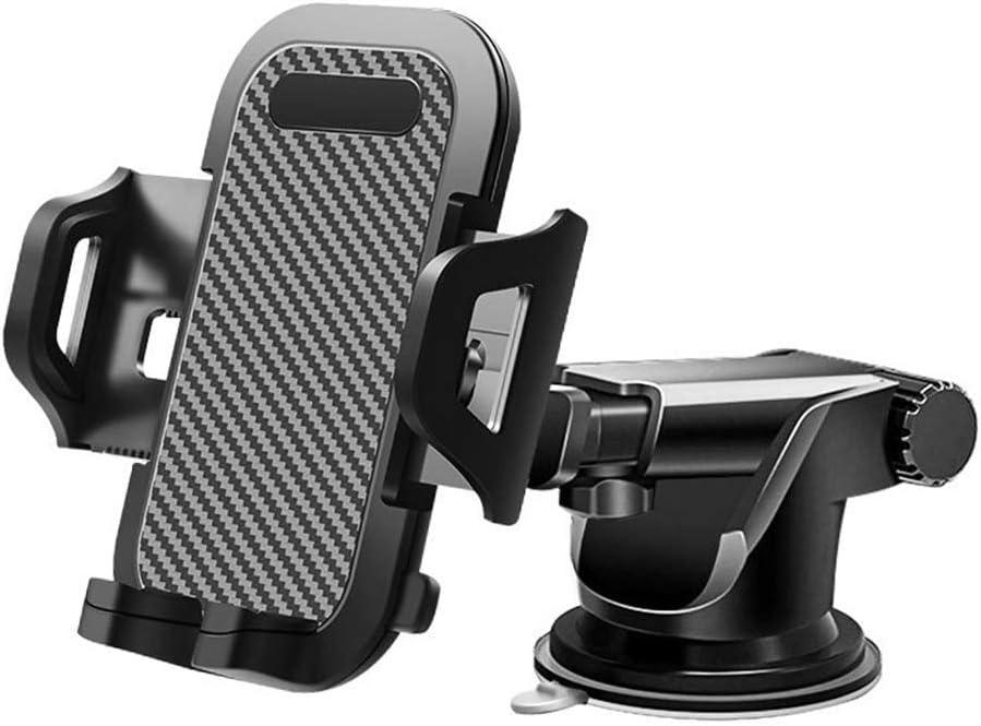 sara-u 360/° Rotate Universal Phone Car Holder Windshield Dash Suction Cup Mount Stand