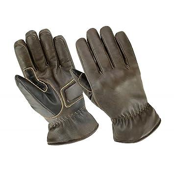 daefda66dd50cd Original Driver Handschuhe Leder Maxwell, braun, Gr. 3 x L: Amazon.de: Auto