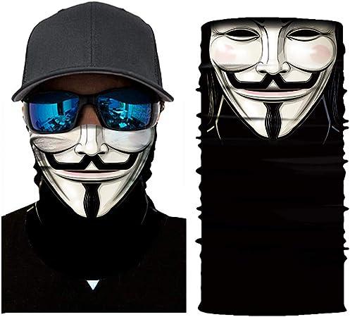 Acheter masque tete de mort online 7