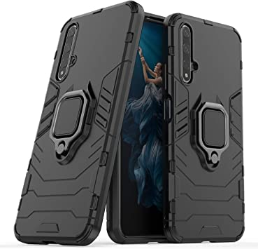 Amazon.com: FanTings Case for Huawei nova 5T, Rugged and ...