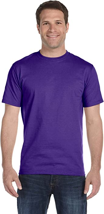Hanes Men`s 5.2 oz Heavyweight Short Sleeve T-Shirt