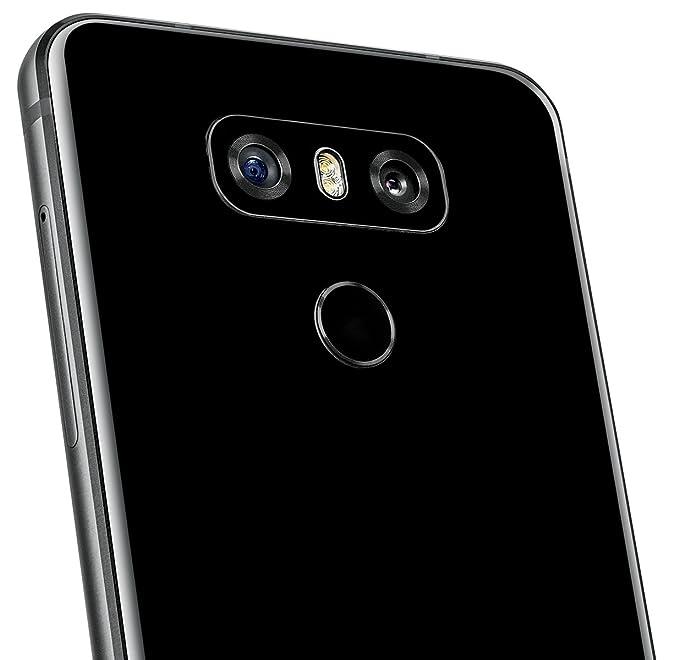 Amazon com: LG G6 – 32 GB – Unlocked (AT&T/T-Mobile/Verizon) – Black
