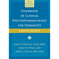 Handbook of Clinical Psychopharmacology for Therapists, 8th Edition