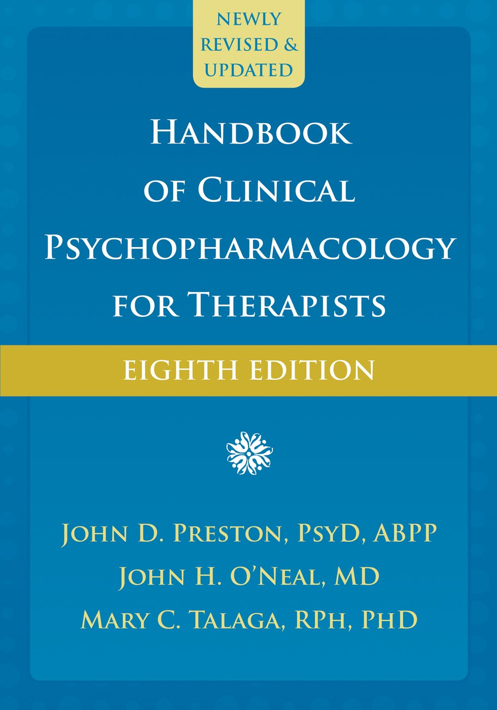 Handbook of Clinical Psychopharmacology for
