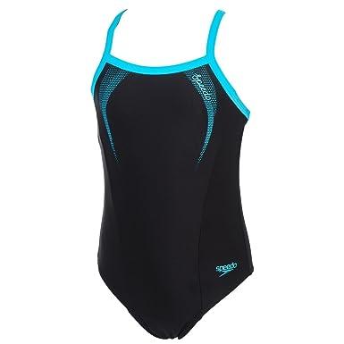 a5bac213b3 Speedo Thrinstrap sport logo - Maillot de bain 1 pièce: Amazon.fr: Vêtements  et accessoires