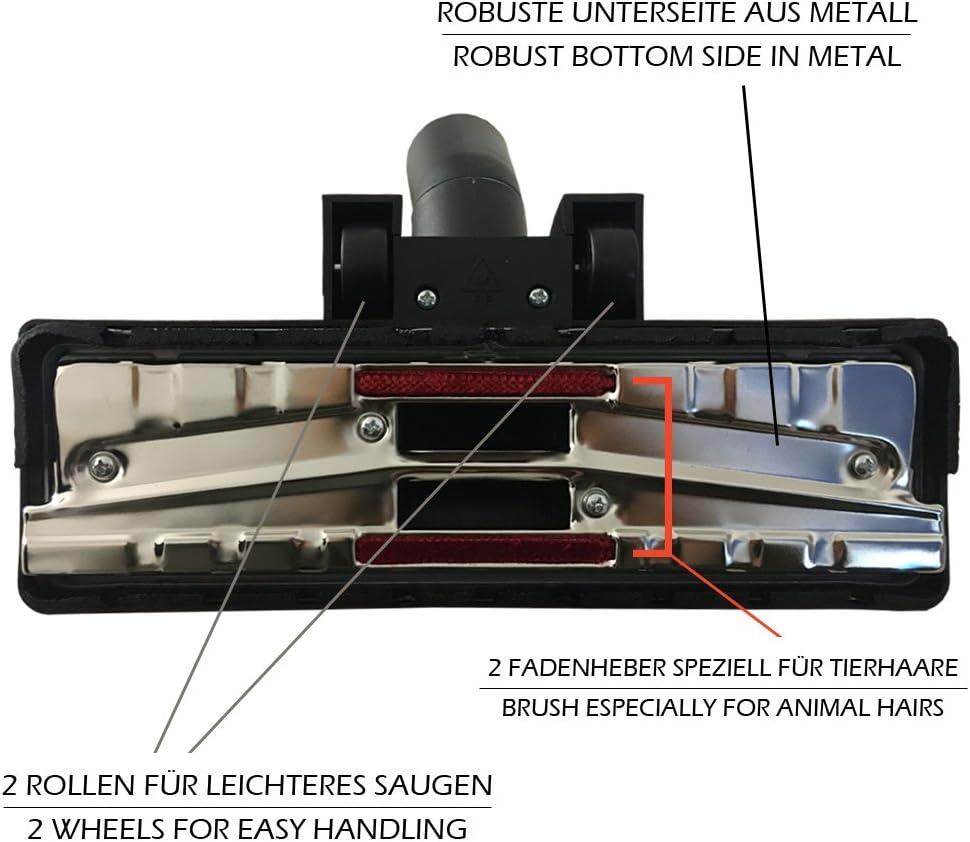 Boquilla Combinado de aspiradora para ELECTROLUX Z 1910-2999 Clario Z5935 Z 5935