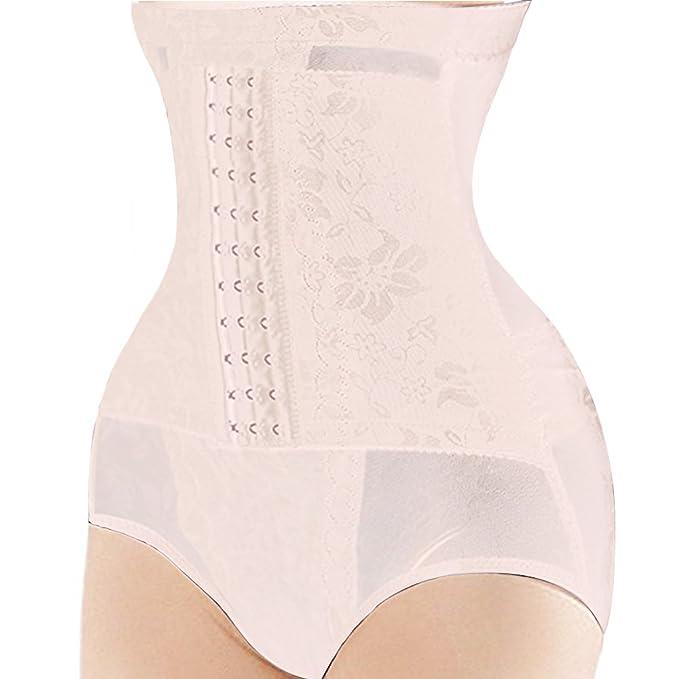 146eadb2bbc Hi-Waist Shapewear Tummy Control Body Shaper Seamless Thigh Slimming  Boyshort for Women (L