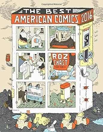 Best American Comics 2016