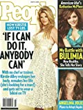 Kirstie Alley, Angelina Jolie, Katharine McPhee - July 3, 2006 People Magazine