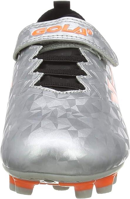 Chaussures de Football gar/çon Gola Stimson Velcro
