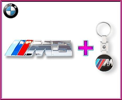 BMW ///M3 auto de letras de la etiqueta frontal escudo ...
