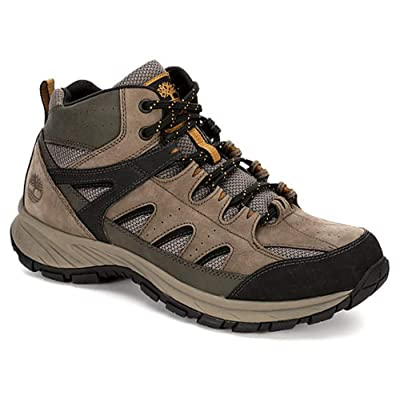 Timberland Men's Sadler Pass (Dark Beige Nubuck) Hiking Boots | Hiking Boots