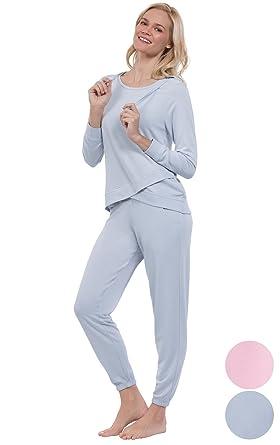 ee001dbbca6c Addison Meadow Pajama Set for Women - Lightweight Pajamas with Hood ...