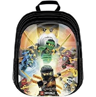 d7e423aa96 Lego Ninjago Zaino per bambini Ninja: Amazon.it: Prima infanzia
