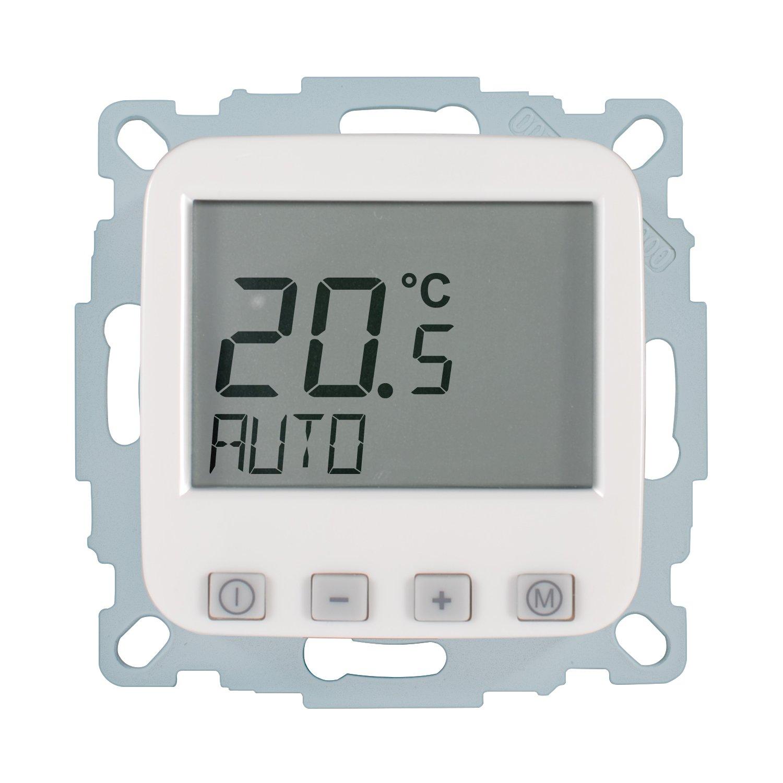Termostato EFK-550 Jussi para suelo radiante, repuesto para Devireg 550: Amazon.es: Iluminación