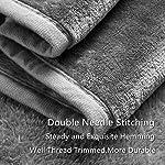 Charm-Heart-Luxury-Fleece-BlanketSummer-350GSM-Blanket-Super-Soft-Warm-Thick-Blanket-for-Home-Bed-Blankets-King-Size-Dark-Grey-90108-in