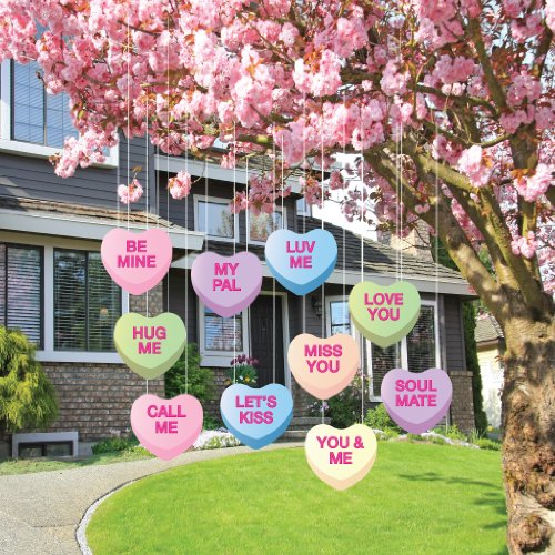 Valentine Day Outdoor Decorations for Home | WebNuggetz.com on Backyard Decorations Amazon id=91111
