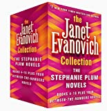 Book Cover for The Janet Evanovich Collection: The Stephanie Plum Novels (Books 4 to 16 plus four Between the Numbers novels)