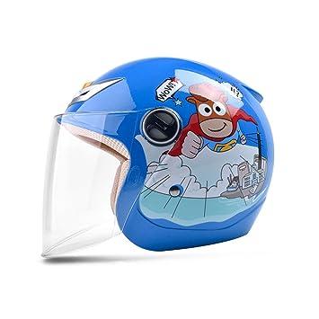 Cascos de motocross Casco de los niños casco de la motocicleta eléctrica casco de niño y