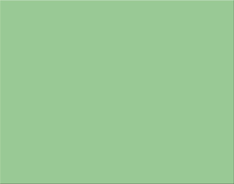 Light Green Pacon 5451-1 Railroad Board
